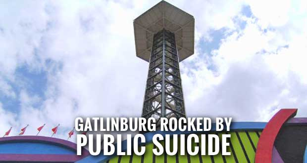 Man Jumps from Gatlinburg Space Needle