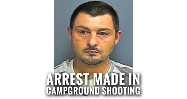 Suspect Charged with Attempted Murder in Sevier County Shooting