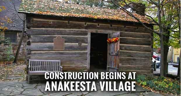 Historic Ogle Cabin Moving to Make Way for Anakeesta Village