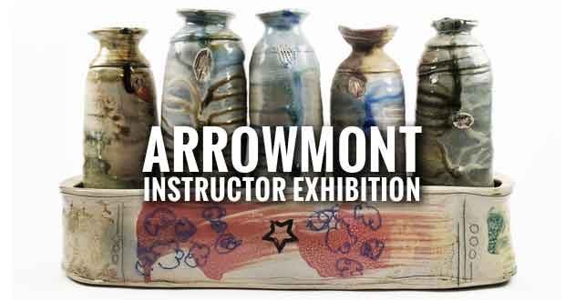 Free Admission to Arrowmont's Annual Instructor Exhibition