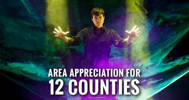 The Fee/Hedrick Family Entertainment Group in Pigeon Forge, one of the largest theater production companies in the southeast, is holding Area Appreciation Days.