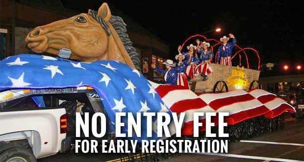 Registration Open for Gatlinburg Fourth of July Midnight Parade
