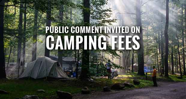 Smokies Considers Increase to Frontcountry Camping Fees