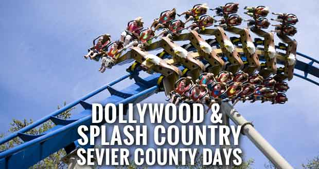 Spring 2016 Sevier County Days at Dollywood and Splash Country