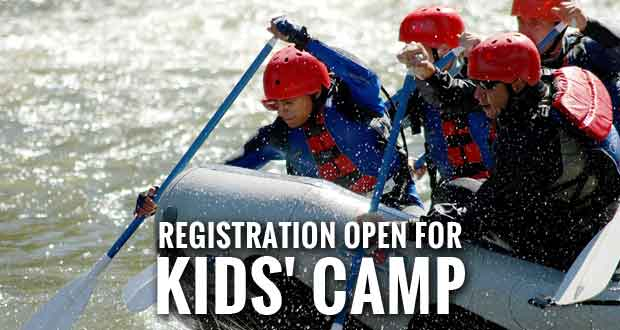 Gatlinburg Police Kids' Camp to Feature Firearms Safety, Whitewater Rafting