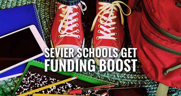 Sevier County School System Gets $1.8M Increase in State Education Funding