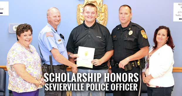 Sevier County High School Student Awarded Memorial Scholarship