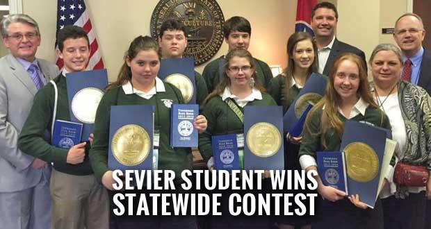 Local Youth Become Legislators at Tennessee 4-H Congress