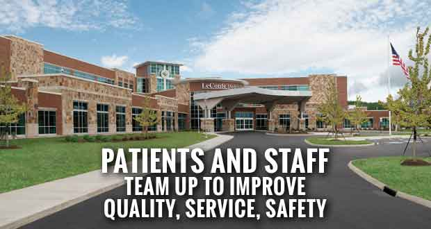 LeConte Medical Center Forms Patient and Family Partnership Council