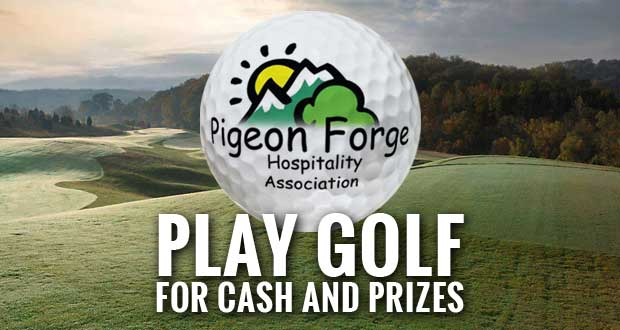 Pigeon Forge Hospitality Association Golf Tournament to Fund Scholarships