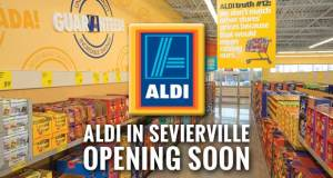 Sevierville ALDI Grand Opening to Feature Golden Ticket Giveaway