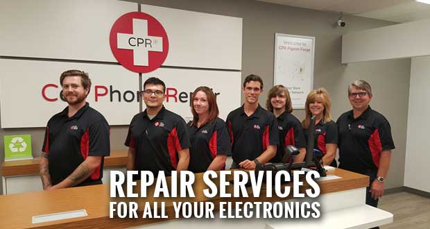 CPR Cell Phone Repair Store Opens in Pigeon Forge