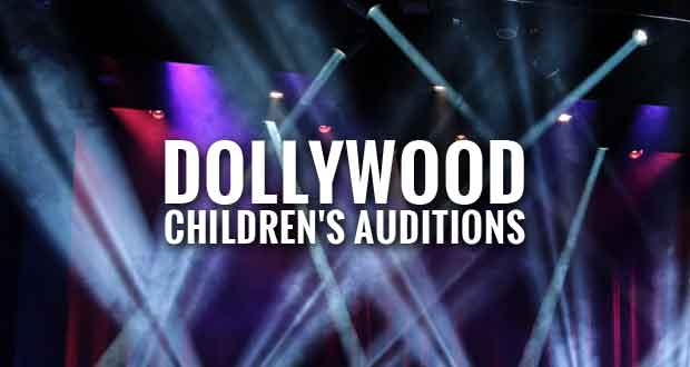 Dollywood Casting Child Performers for Christmas Shows