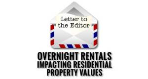 Property Owner Concerned about Zoning, Taxation of Overnight Rental Cabins