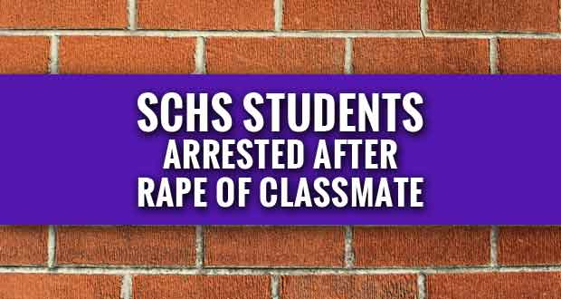 Three Sevier County High School Students Charged with Aggravated Rape