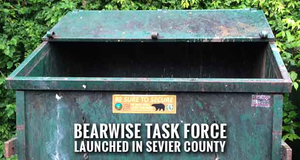 New Bear Management Task Force to Focus on Education, Garbage Container