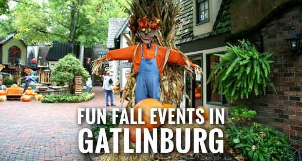 Autumn Color a Backdrop for Gatlinburg Smoky Mountain Harvest Festival
