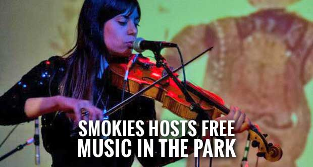 Violist Jackie Beckey to Perform in Great Smoky Mountains National Park