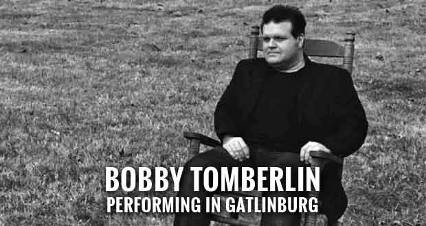 Bobby Tomberlin Celebrates New CD Release In Gatlinburg