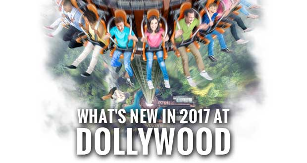 Dollywood Adding New Free-Fall Ride, Coaster and Two Events in 2017