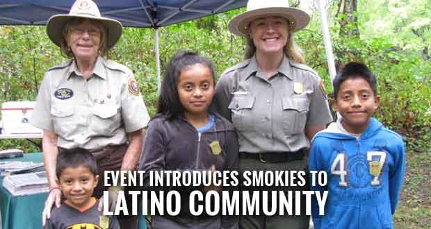 Park Celebrates Hispanic Heritage Month with Encuentre Su Parque Event