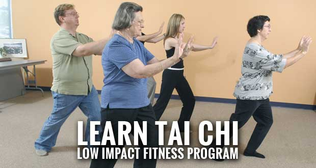 UT Extension Offering Tai Chi Class for Sevier County Residents