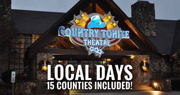 Area Appreciation Days at Country Tonite to Benefit Local Clinic