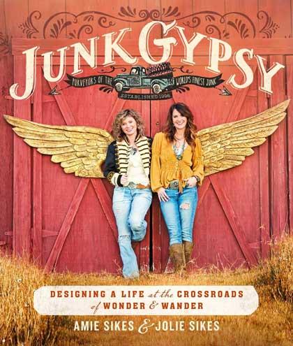 Junk Gypsy Book