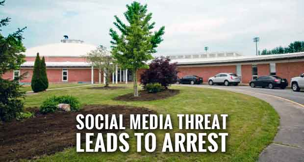 Sevier Student Arrested for Alleged Threat of School Shooting