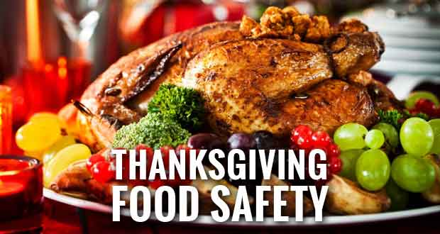 From Turkey Thawing to Tossing Leftovers, Schedule Keeps Thanksgiving Foods Safe