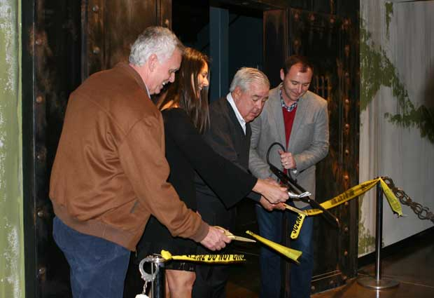 Grand Opening of Alcatraz East in Pigeon Forge