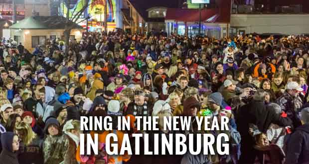 Gatlinburg New Year's Eve Fireworks Show and Ball Drop to Carry On as Usual
