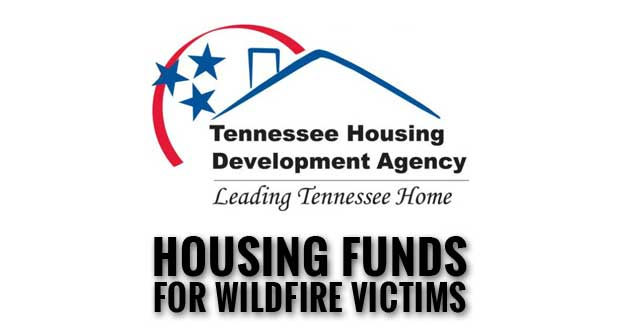 THDA providing Emergency Housing Assistance Funds for Wildfire Victims