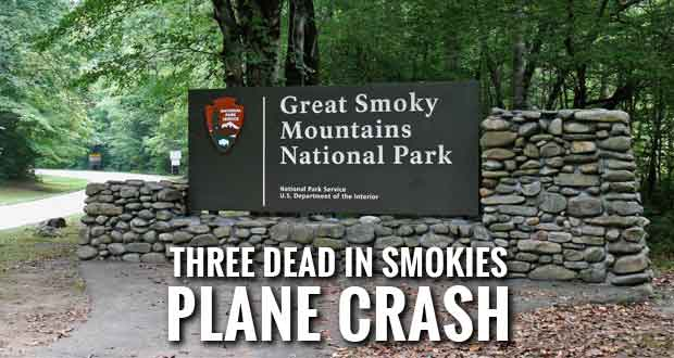 National Guard Blackhawk Finds Smokies Plane Crash Site
