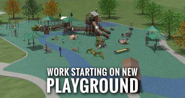 Sevierville City Park Playground Closing for Renovations