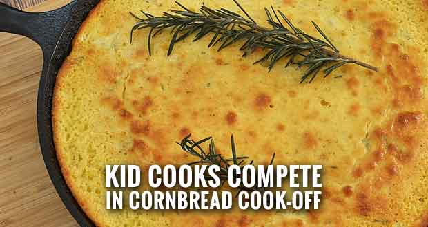 National Cornbread Festival Calls for Recipes from 4th Grade 4-H Members