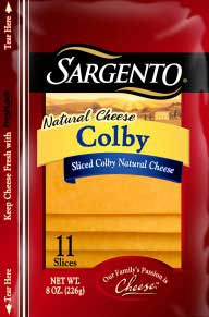 Sargento Colby Sliced Cheese