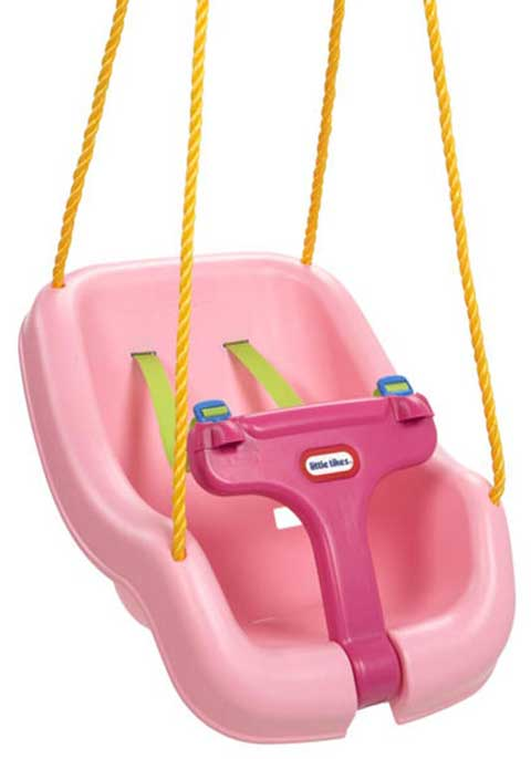 Little Tikes Recalls 540,000 Swings after Kids Injured