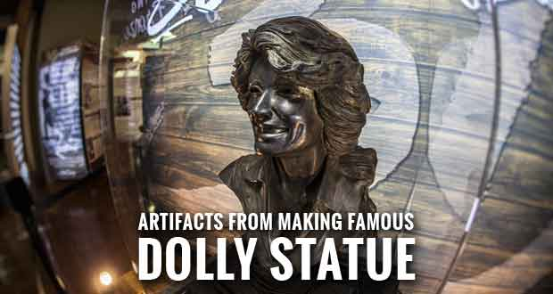 Exhibit Marks 30th Anniversary of Dolly Parton Statue In Sevierville