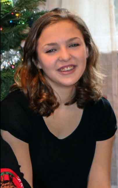 Elizabeth Thomas, 15, missing from Columbia, Tenn.