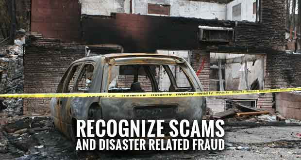 BBB and Allstate Hosting Fraud Prevention Day for Gatlinburg Fire Victims