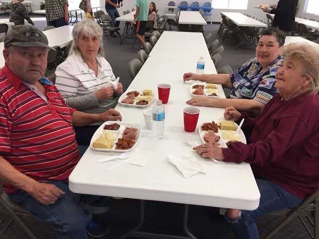 Red Bank Baptist Church Hot Meals for Hungry Hearts