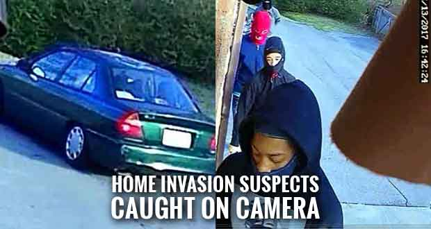 Sevier County Sheriff Seeks Help in Identifying Home Invasion Robbery Suspects