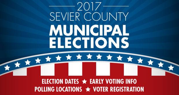 Sevier county voter registration