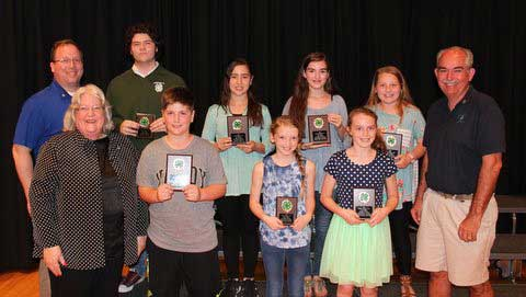 Sevier County 4-H Photography Winners