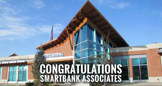 SmartBank Announces Officer Promotions in Sevier County