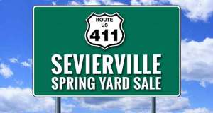 Vendors and Bargain Hunters Get Ready for Spring 2017 Sevierville Yard Sale