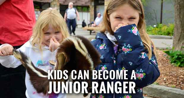 Kids Activities Planned for National Junior Ranger Day