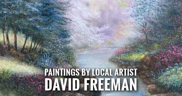 Sevierville Commons Arts Council Sponsors Downtown Sevierville Art Exhibit