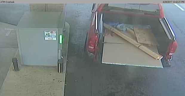 Sevierville Debit Card Fraud Suspects